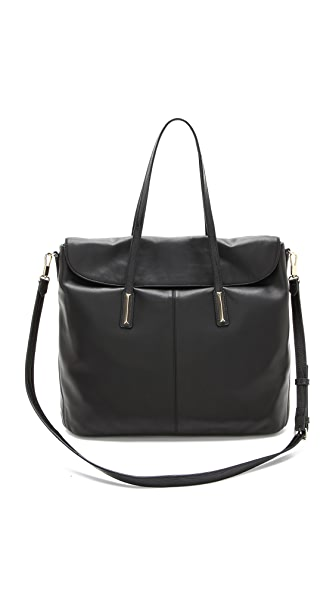 Elizabeth and James Large Leather Satchel
