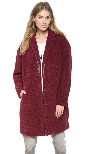 Elizabeth and James Narine Coat