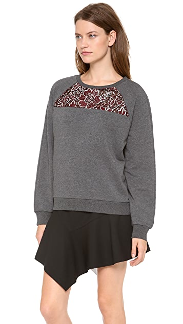 Elizabeth and James Bernice Top