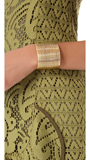 Elizabeth and James Berlin Wide Cuff