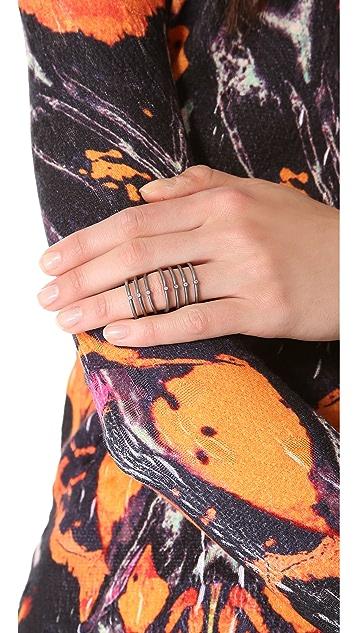 Elizabeth and James Berlin Knuckle Ring