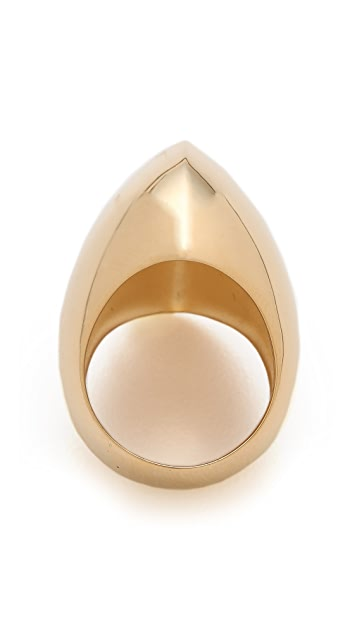 Elizabeth and James Berlin Pyramid Ring