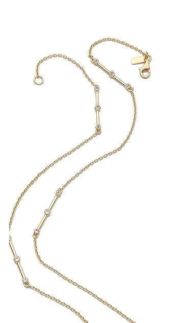Elizabeth and James Berlin Layering Necklace