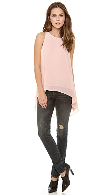 Elizabeth and James Everly Top
