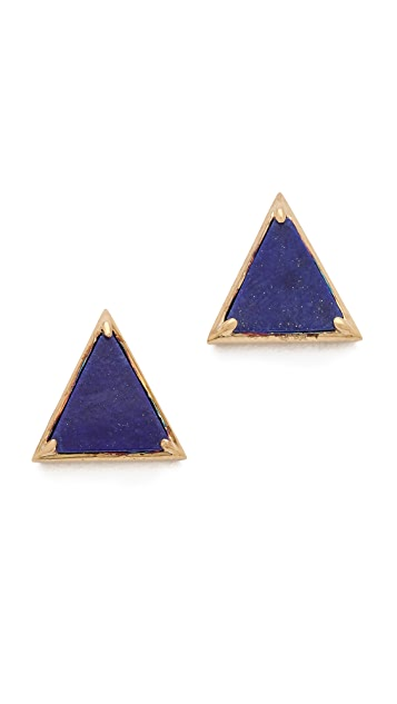 Elizabeth and James Apollo Stud Earrings