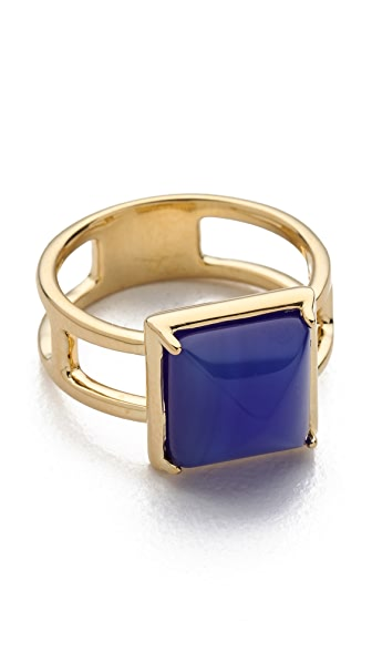 Elizabeth and James Scala Stacking Ring
