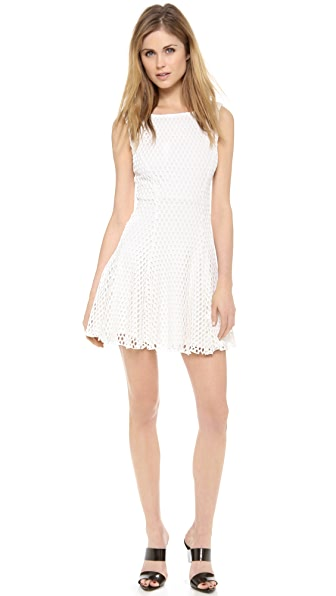 Elizabeth and James Weston Mesh Dress
