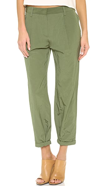 Elizabeth and James Mitch Boyfriend Pants