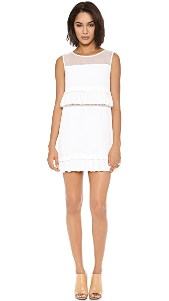 Elizabeth and James River Ruffle Dress