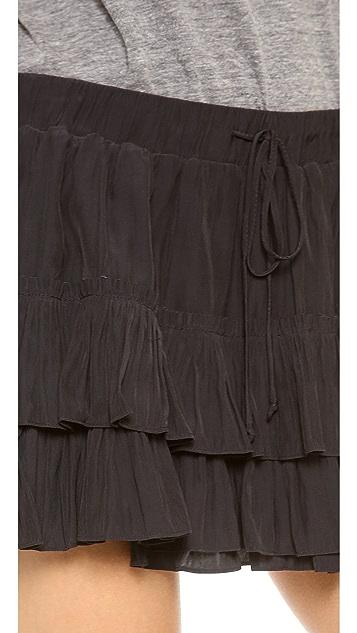 Elizabeth and James Wendy Drawstring Skirt