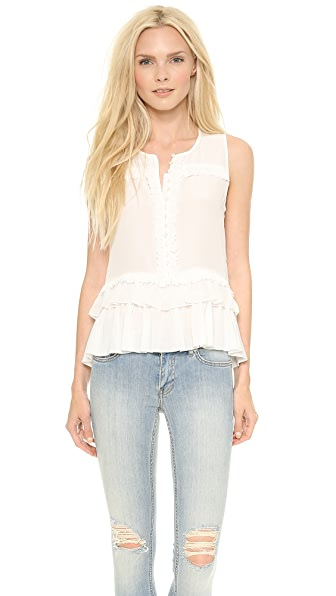 Elizabeth and James Rosemary Top