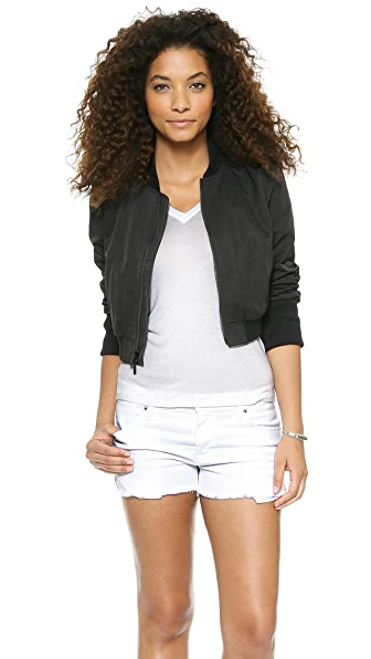Elizabeth and James Lena Flight Jacket