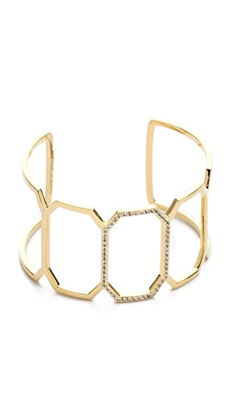 Elizabeth and James Mediterranean Cuff Bracelet