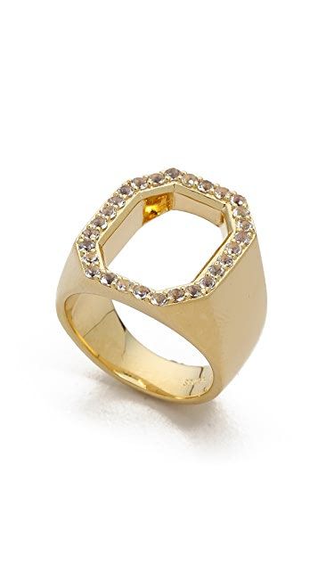 Elizabeth and James Eyre Ring