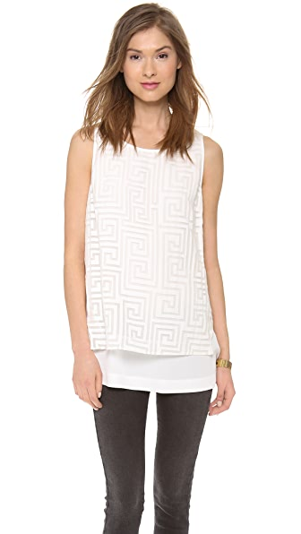 Elizabeth and James Martine Tunic