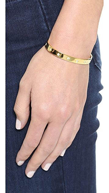 Elizabeth and James Bassa Cuff Bracelet
