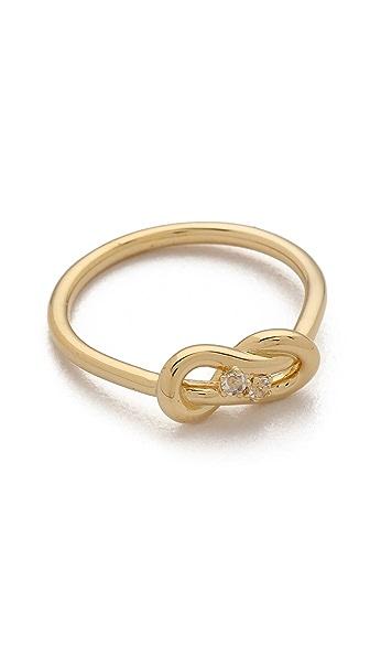 Elizabeth and James Catalan Ring