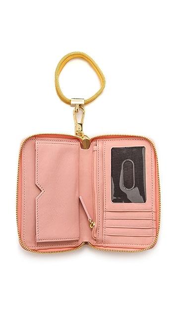 Elizabeth and James Pyramid Smartphone Wallet
