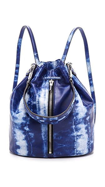 Elizabeth and James Tie Dye Cynnie Sling Backpack