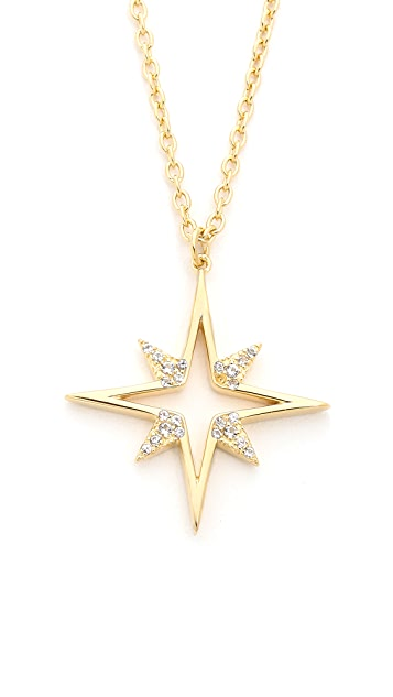 Elizabeth and James Astral Pendant Necklace