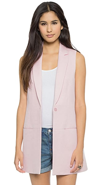 Elizabeth and James Finn Vest