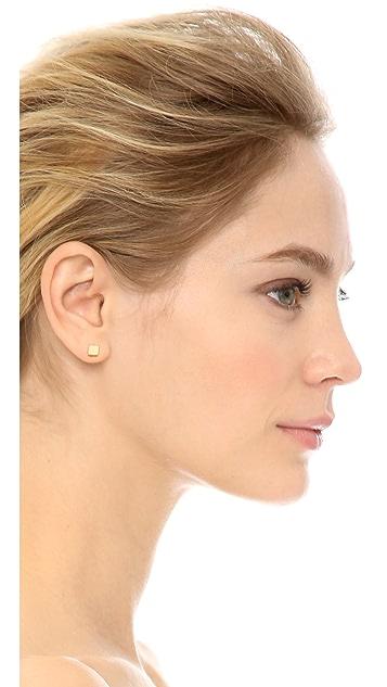 Elizabeth and James Serra Stud Earrings