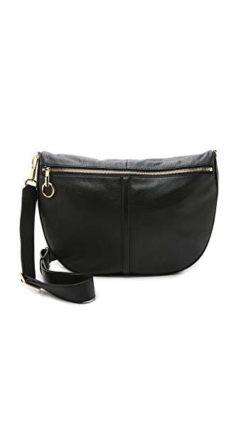 Elizabeth and James Scott Saddle Bag - Black