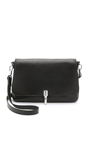 Elizabeth and James Cynnie Mini Cross Body Bag - Black