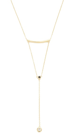 Elizabeth and James Finn Lariat Necklace