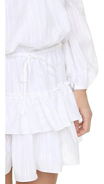 Elizabeth and James Long Sleeve Kenji Dress