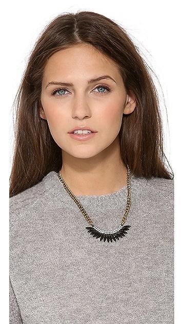 Elizabeth Cole Mohawk Necklace
