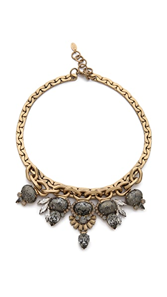 Elizabeth Cole Dominique Necklace