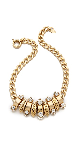 Elizabeth Cole Orlene Necklace