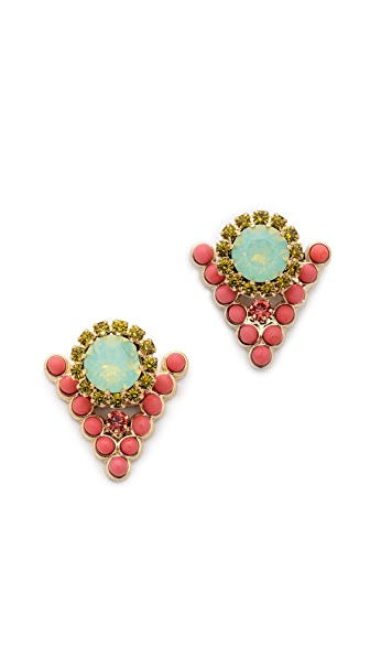 Elizabeth Cole Petite Earrings