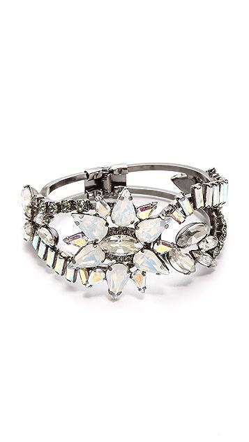Elizabeth Cole Wheeler Hinge Bracelet