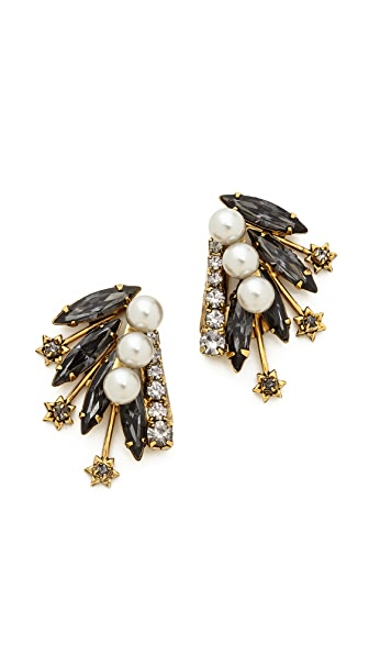 Elizabeth Cole Halley Earrings