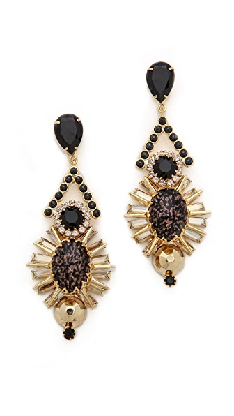 Elizabeth Cole Courtland Earrings