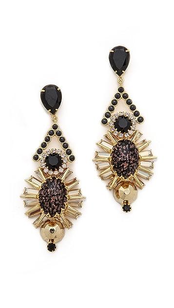 Elizabeth Cole Courtland Earrings