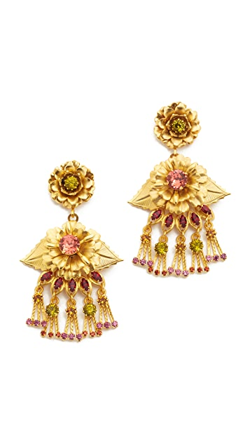 Elizabeth Cole Sunny Earrings