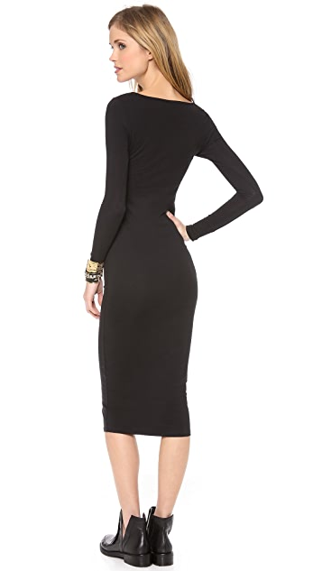 Elkin Noir Dress
