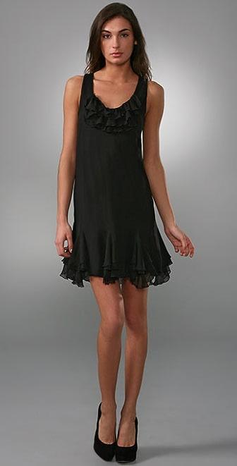 Ella Moss Buttercup Ruffle Dress