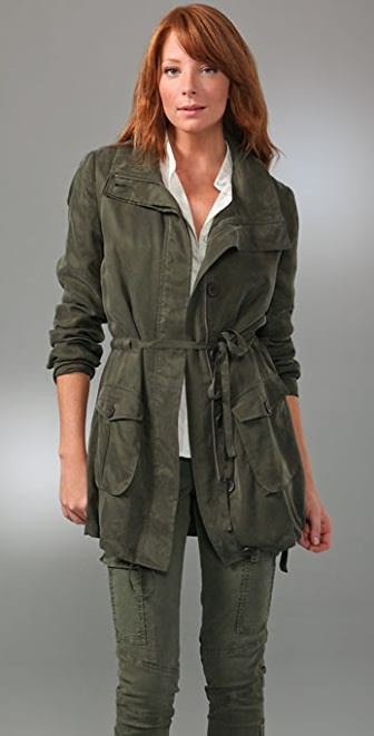 Ella Moss Bronson Jacket