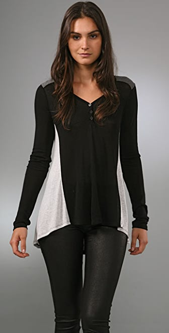 Ella Moss Voyage Draped Top