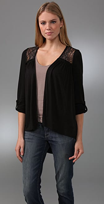 Ella Moss Hopeless Romantic Cardigan