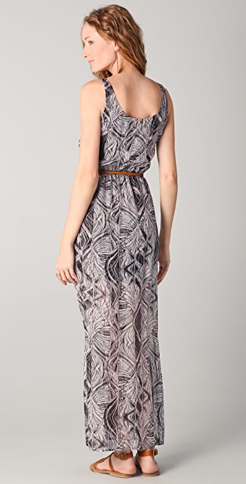 Ella Moss Stained Glass Maxi Dress