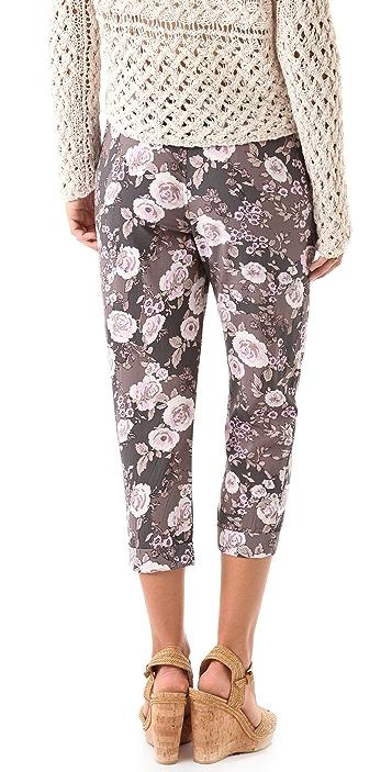 Ella Moss Rosa Flora Pants
