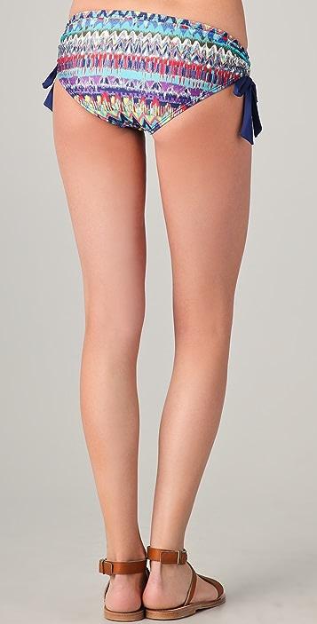 Ella Moss Native Bikini Bottoms