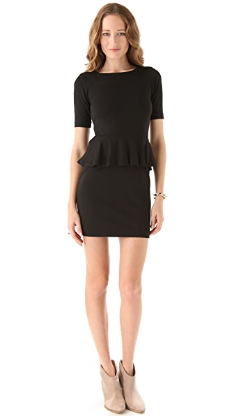 Ella Moss Emily Peplum Dress