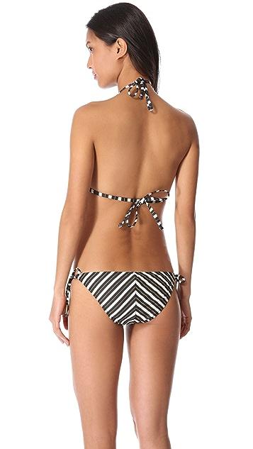 Ella Moss Portofino Triangle Bikini Top