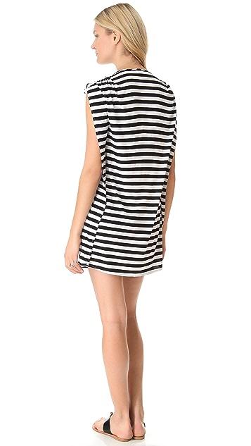 Ella Moss Portofino Tunic Cover Up Dress